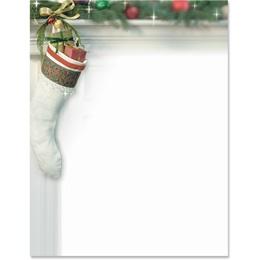 Christmas Elegance Border Papers