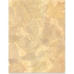 Autumn's Imprint Border Papers