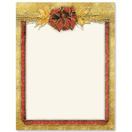 All Is Bright Border Papers