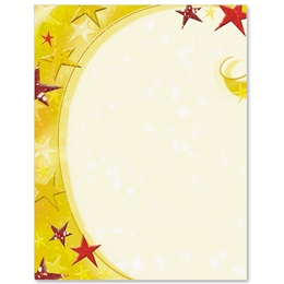 Holiday Dazzle Border Papers