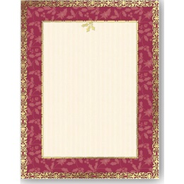 Royal Holiday Border Papers