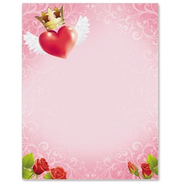 Wild Heart Border Papers