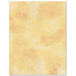 Glorious Fall Border Papers