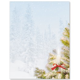 Christmas Hope Border Papers