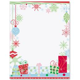 Twinkles Border Papers