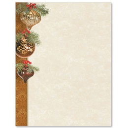 Holiday Brilliance Border Papers