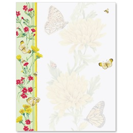 Spring Hill Border Papers