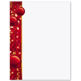Holiday Twinkle Border Papers