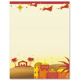 The Nativity Border Papers