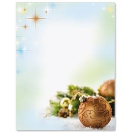 Dazzling Sparkle Border Papers