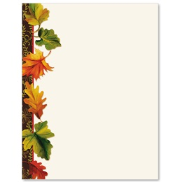 Gathering Season Border Papers