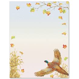 Harvest Blessings Border Papers