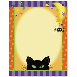Wicked Kitten Border Papers