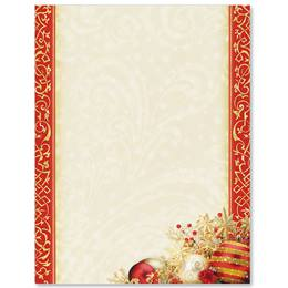 Radiant Merriment Border Papers