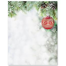 Forest Brilliance Border Papers