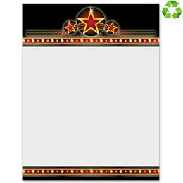 Marquee Border Paper