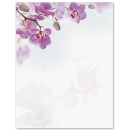 Orchid Border Papers