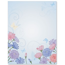Love At First Sight Border Papers
