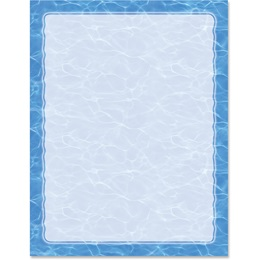 Splash Border Papers