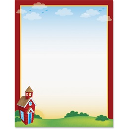 Schoolhouse Border Papers