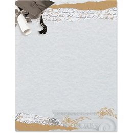 Graduation Border Papers