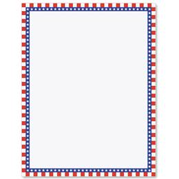 Star Spangled Border Papers