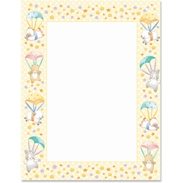 Little Ones Border Papers