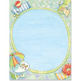 Poolside Border Papers