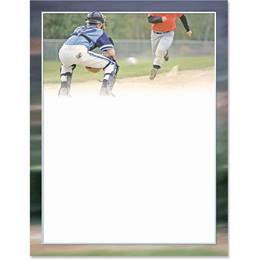 Softball Border Papers