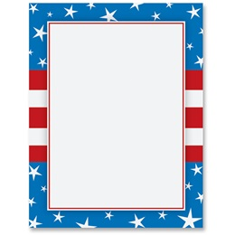 Happy Fourth Border Papers