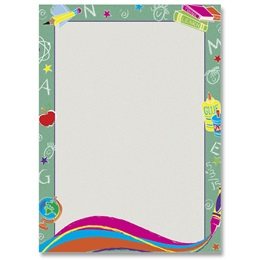 Kids Korner Border Papers