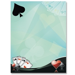 Aces High Border Papers