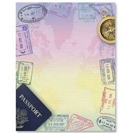 Travel Border Papers