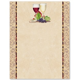 Vintner's Choice Border Papers
