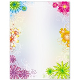 Bellaflora Border Papers