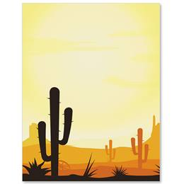 Desert Sun Border Papers