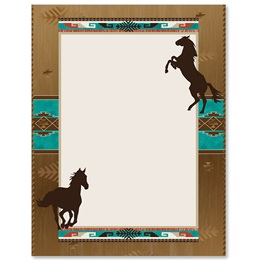 Rodeo Roundup Border Papers