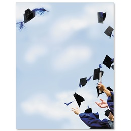 Graduates Dream Border Papers