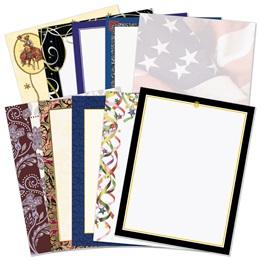 Office Break Border Papers Variety Pack