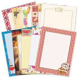 Menu Border Papers Variety Pack