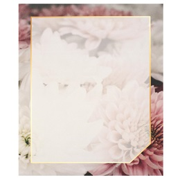 Pretty in Pink Border Papers