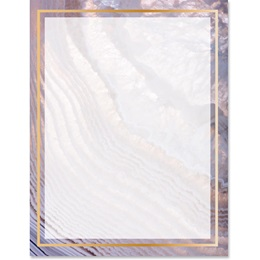 Luxe Border Papers