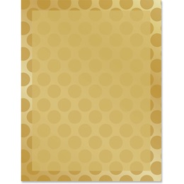 Simply Circles Border Papers