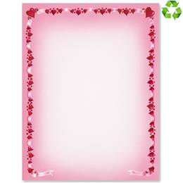 Heart Border Border Papers
