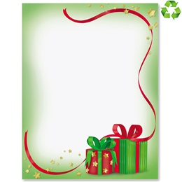 Christmas Magic Border Papers