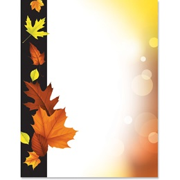 Samhain Specialty Border Papers