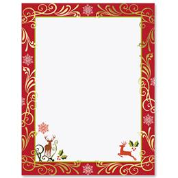 Holiday Potpourri Specialty Border Papers