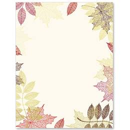 Feuille Specialty Border Papers