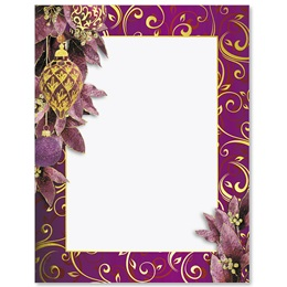 Amethyst Specialty Border Papers