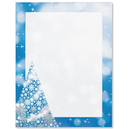 Star of Christmas Specialty Border Papers